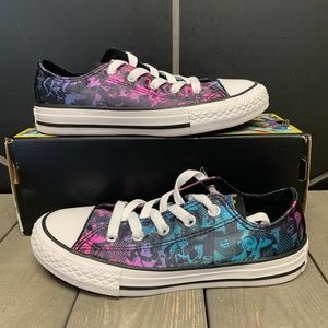 Junior Converse Chuck Taylor All Star OX Low DC